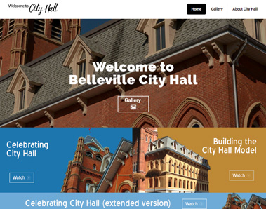 Project-Belleville City Hall